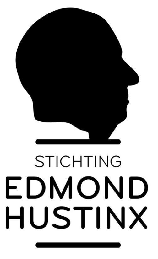 Mastering Cultural  Entrepreneurship Maastricht - Edmund Hustinx stichting: Logo Hustinxstichting